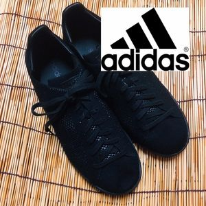 Adidas men's Stan Smith knit shoes